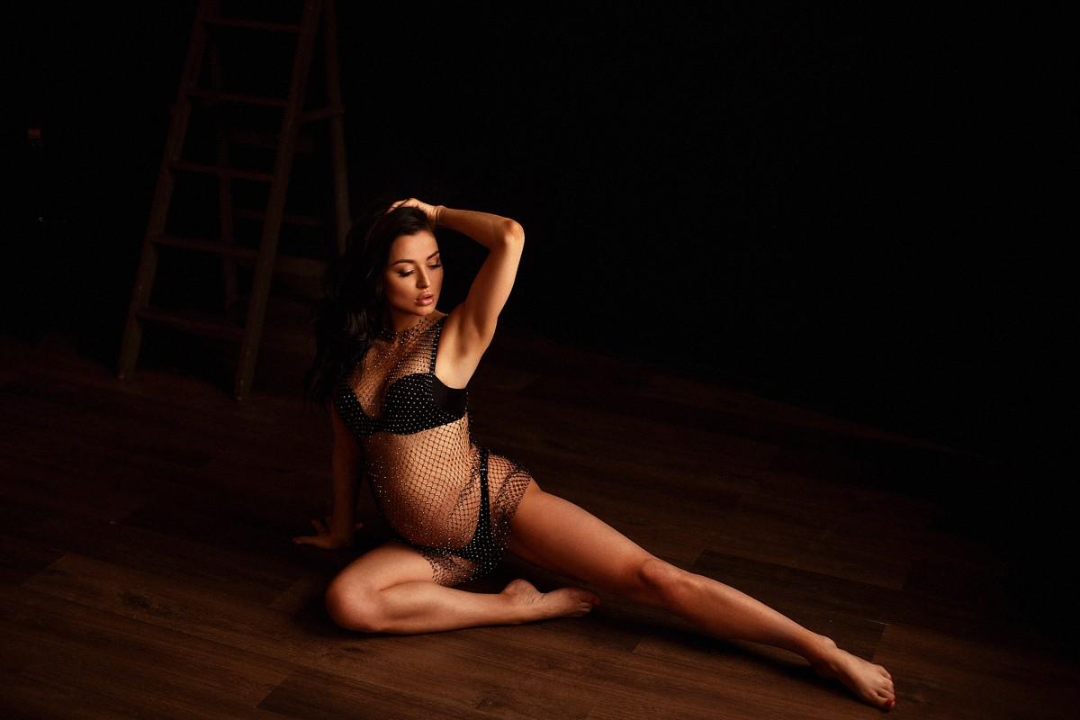Фитнесс-блогер Света Шурина