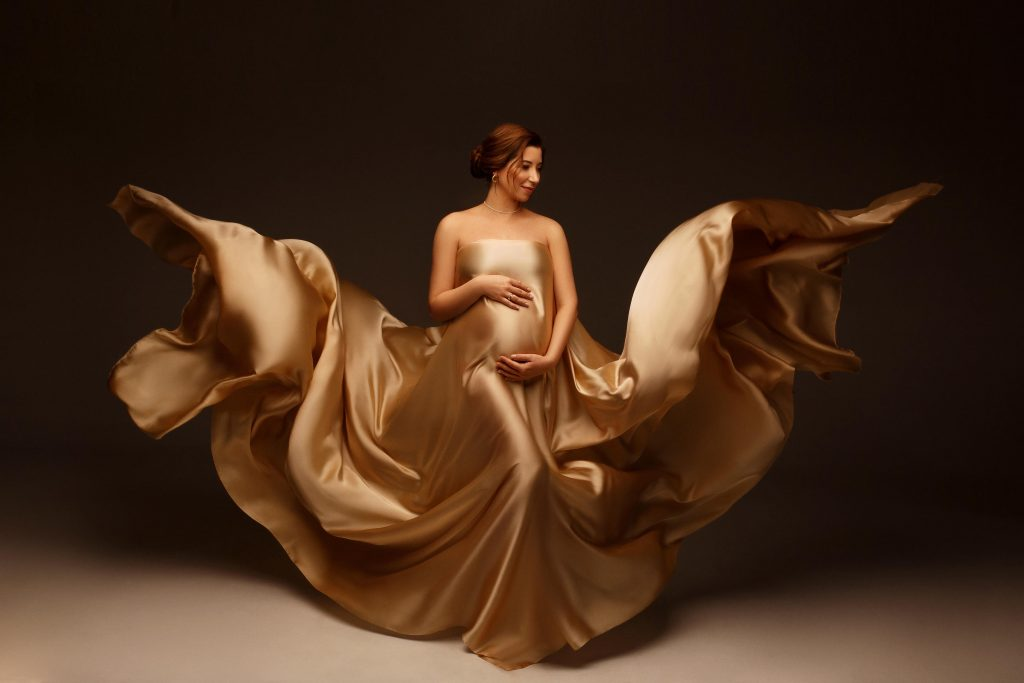 Золотая ткань